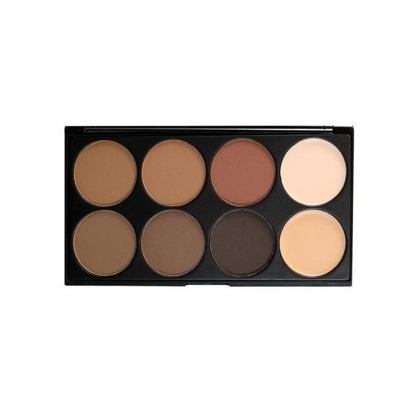 BROW8 BROW PALETTE Morphe (20 AUD) ❤ liked on Polyvore featuring beauty products, makeup, eye makeup, eyebrow cosmetics, eye brow makeup, brow makeup, morphe makeup and morphe cosmetics