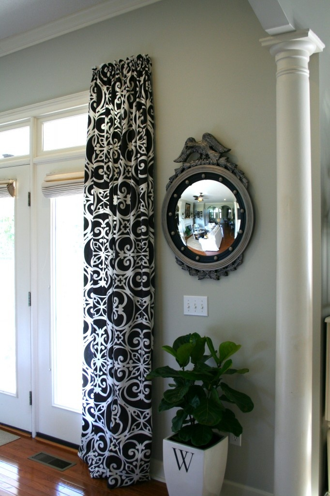 25 Best Ideas About Short Curtain Rods On Pinterest