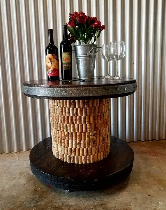 25 best ideas about wooden spools on pinterest cable for Diy wire spool