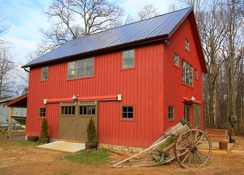 25 best ideas about barn style houses on pinterest barn for Barn guest house plans