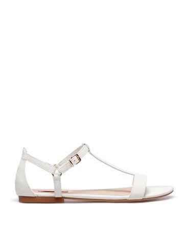 Bershka Slovakia - BSK basic sandals