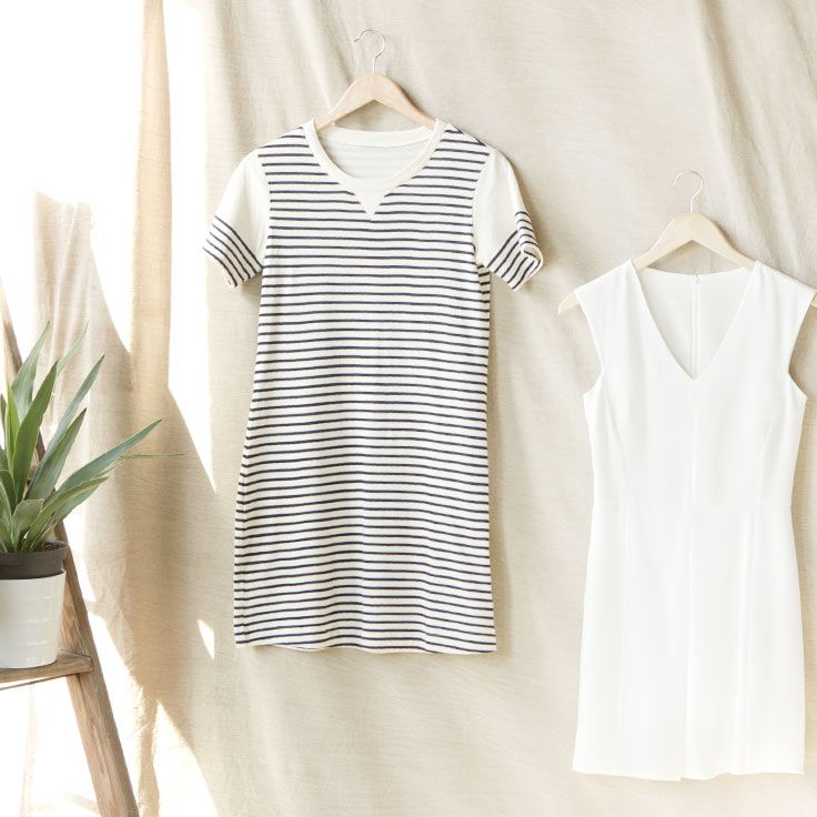 Fill your entire closet with these easy go-tos. And don't look back.
