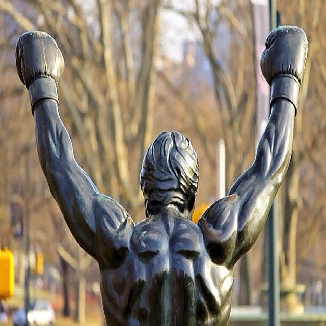 Rocky Balboa Statue at the Philadelphia Museum of Art #rocky #rockybalboa #statue #philadelphiamuseumofart #igers_philly #myphillypark #fairmount #fairmountpark #philly #philadelphia #visitphilly #photooftheday #picoftheday #igdaily #instagood #instagramhub #instaphoto #instapic #webstagram #webstagramhub #statigramhub #statigram