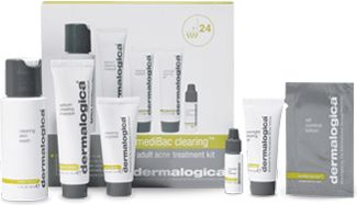 mediBac clearing® adult acne kit