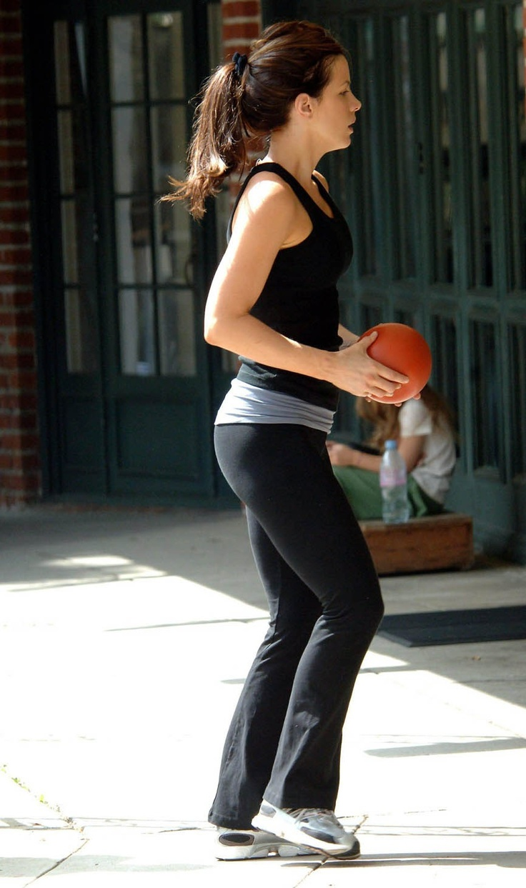 Kate Beckinsale Workout Inspirations Kate Beckinsale