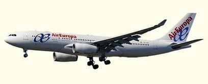 Air Europa s'envole vers la Bolivie