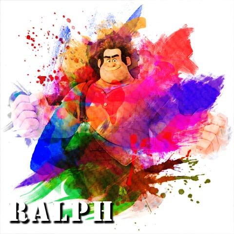 Wreck-It Ralph in GPP