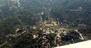 Εγκλουβή: Το πιο ορεινό χωριό της Λευκάδας, στο κέντρο του νησιού