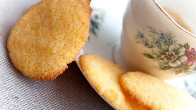 Jednoduchý a rychlý recept na italské máslové sušenky