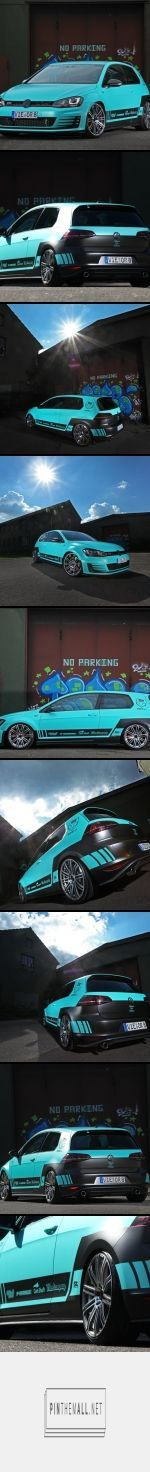 Auto • VW Golf 7 GTI