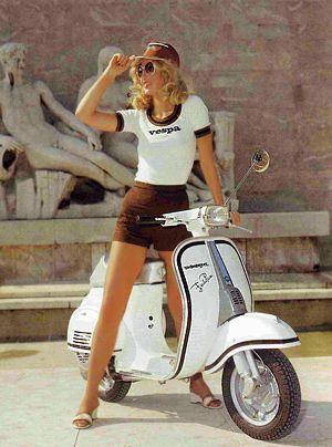 Vespa (Emilio Pucci-model)