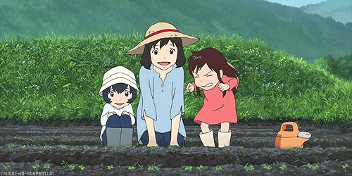 I love these little anime people and all their fits of joy and excitement.