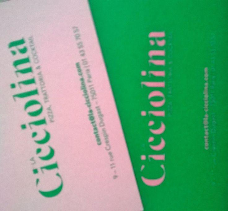 La Cicciolina - testé(e) et approuvé(e) par des italiens. Cuisine familiale, accueil chaleureux. Paris XI