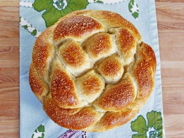 Apple Honey Challah for Rosh Hashanah