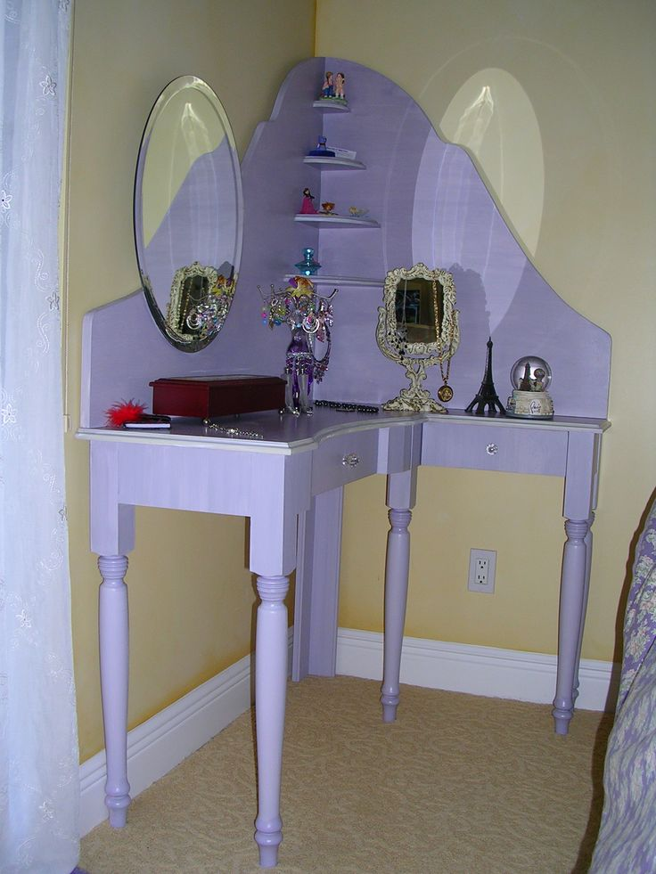 Custom makeup vanity treasure coast martin county Corner bathroom cabinet mirror ikea