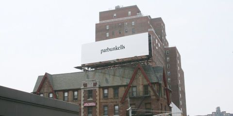 This Billboard Brought an Ancient Word to the Internet