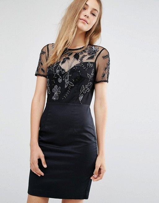 Best 25 French Connection Dress Ideas On Pinterest French Connection Clutch Con Textura And