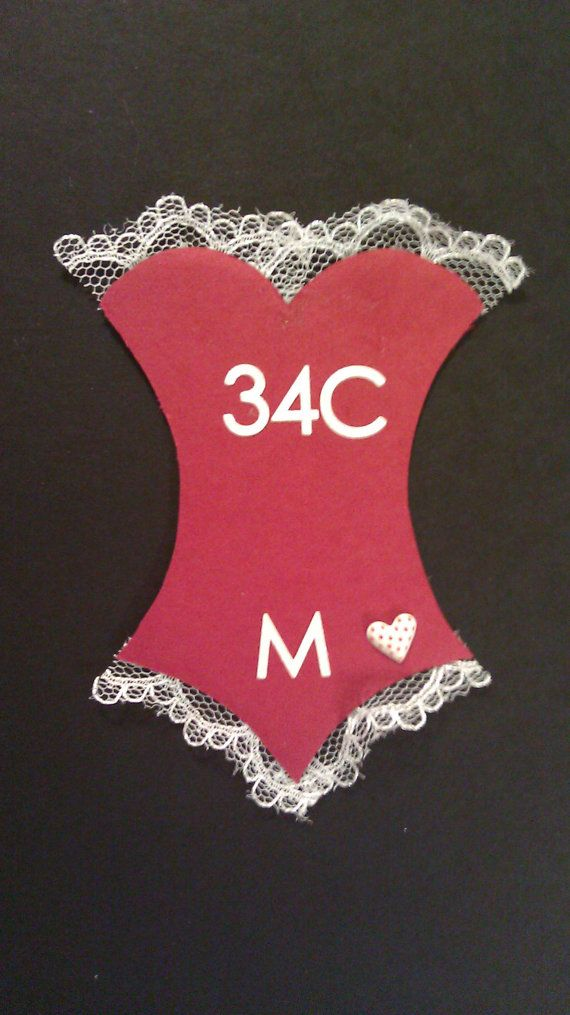 cute bachelorette party invitations. bra and panty size