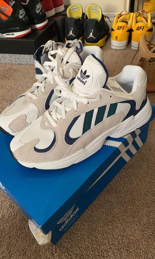 Adidas YUNG-1 SIZE 10.5 in 2020 - Kleding