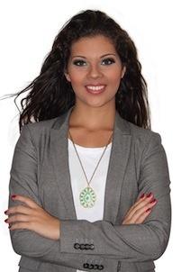 Kelly Alejandra Rivas delegada Eco Fashion Latam VENEZUELA