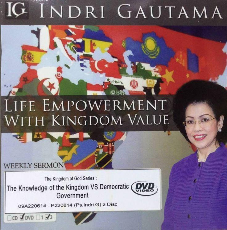 [DVD] The Knowledge of The Kingdom vs Democratic Government  #IndriGautama #Christian #Kingdom #Knowledge