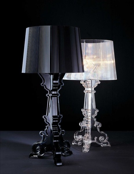 Kartell lights, Bourgie