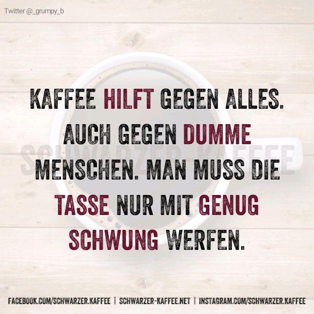 KAFFEE HILFT