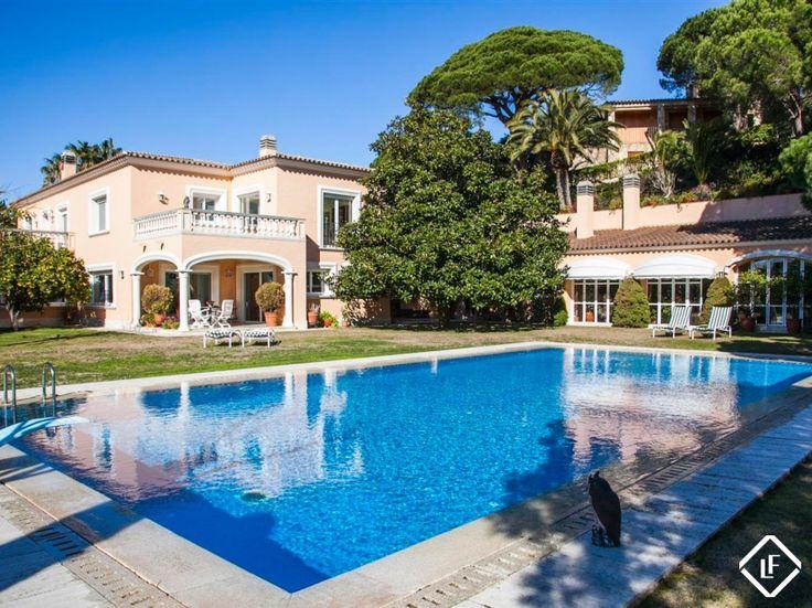 17 mejores ideas sobre mansiones de lujo en pinterest mansiones piscinas de sue os y casas de - La casa ideal ...