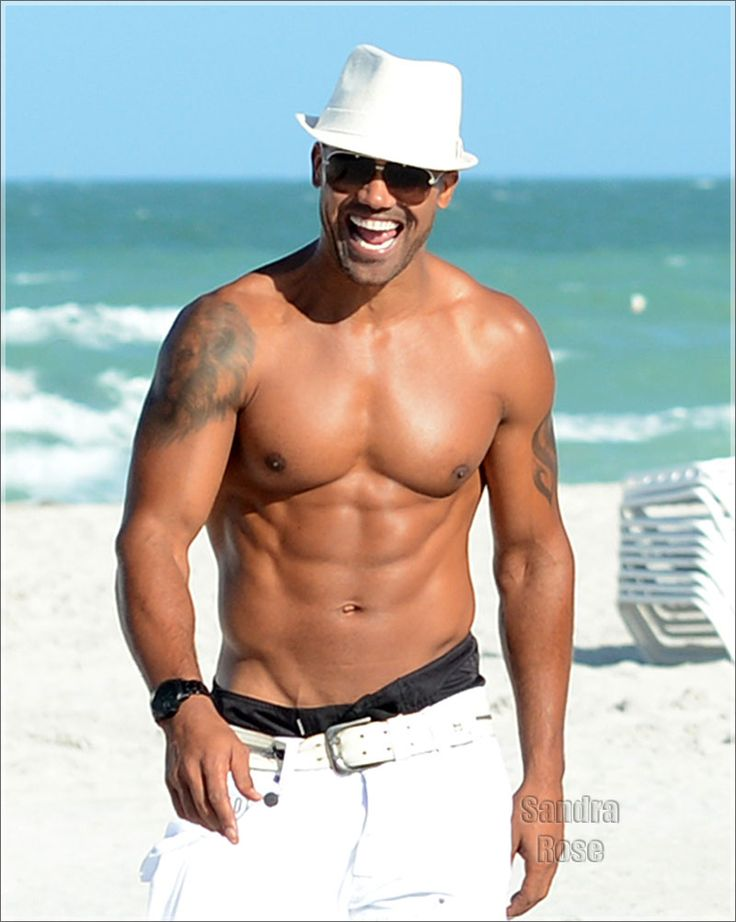 Shemar Moore. Sexiest black man EVER!