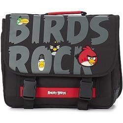 Mochila ANGRY BIRDS - um dos jogos de computador mais famosos do momento, agora também para levar para a escola!