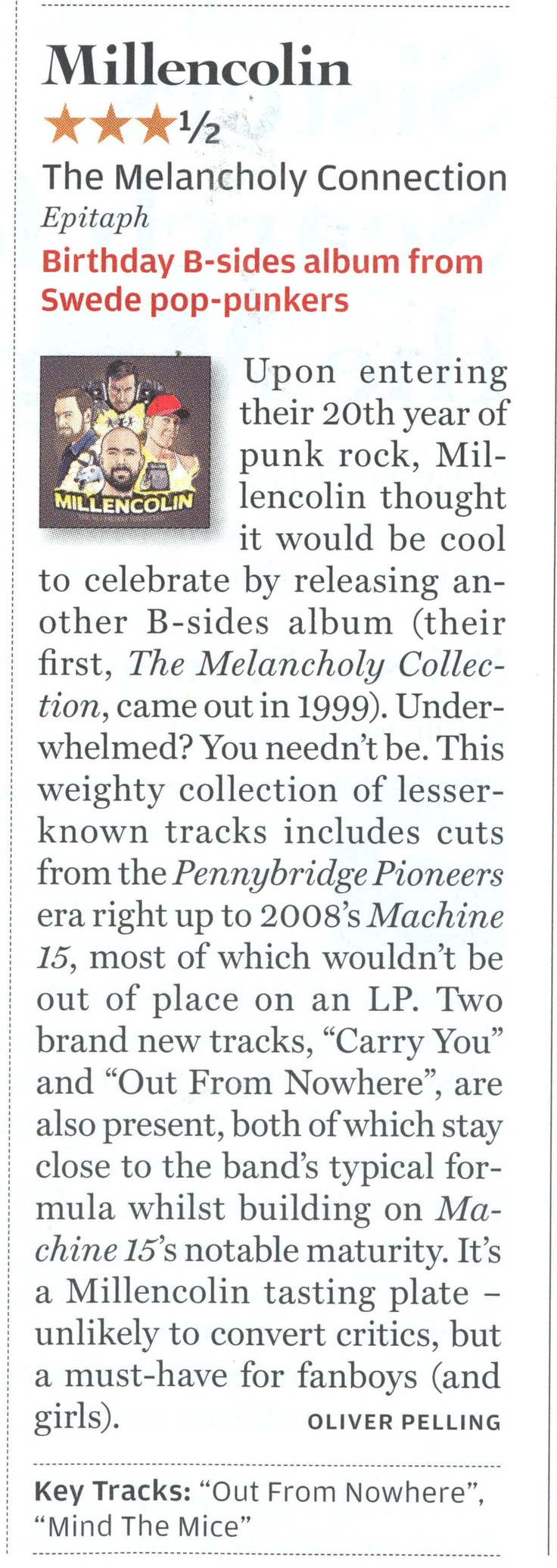 Rolling Stone review July 2012