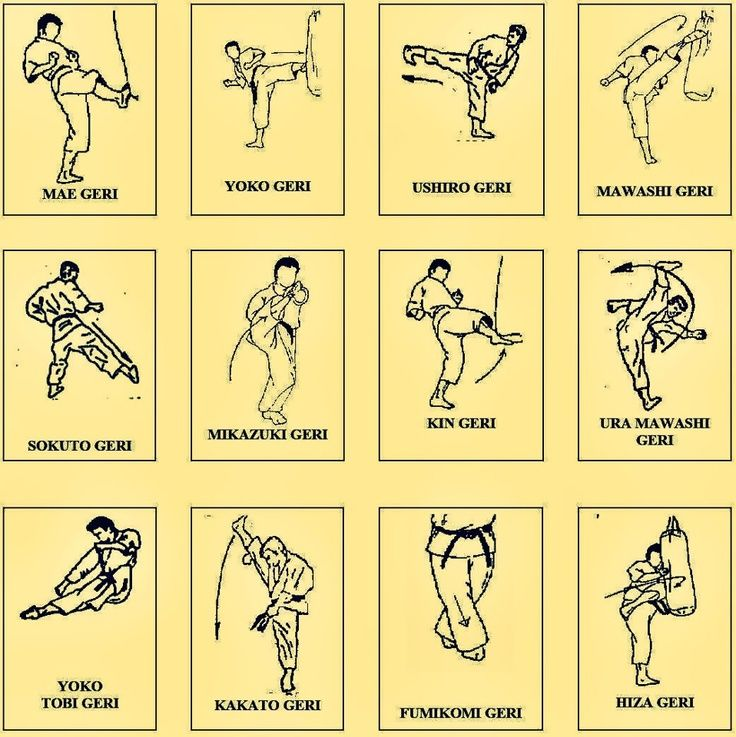 a list of martial arts moves in combat How to teach yourself martial arts  amount of time learning complex moves other arts,  gives you the necessary experience to combat a real .