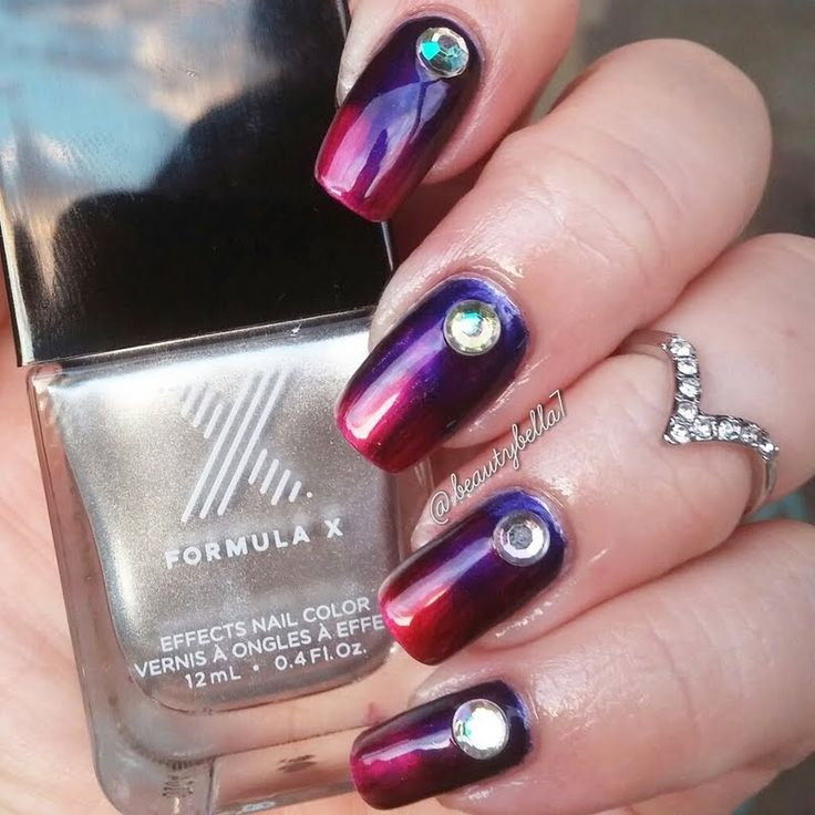 No mess and fuss free ombré nails can be achieved with this amazing product from Formula X. Watch the video and discover the Infinite Ombré Nail Design Set for limitless nail art possibilities.