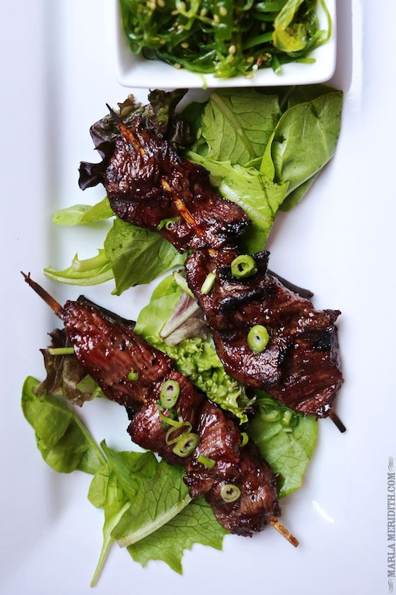 Beek Kushiyaki. alternate here: http://www.kibif.com/k-recipe-beef-kushiyaki.html