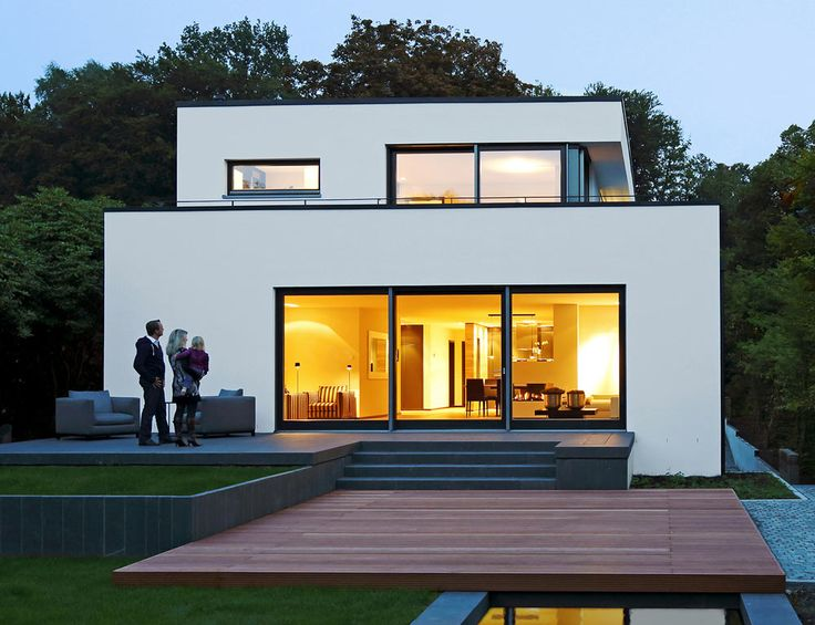 Bauhaus: Erste Wahl für Puristen – Mollwitz Massivbau - Der Spezialist für innovatives Bauen