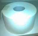 Туалетная бумага 200 м 1-слой (белая целлюлоза)