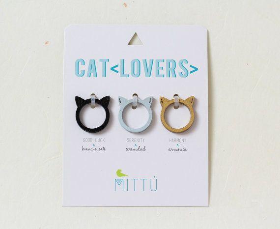 Kit anillos gatico