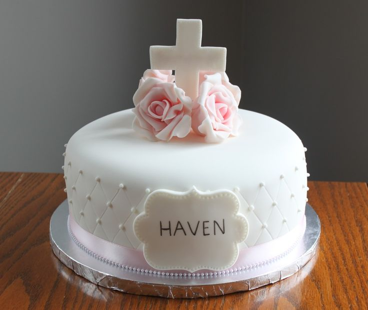 Christening Cake cakes / Torten for Kids Pinterest ...