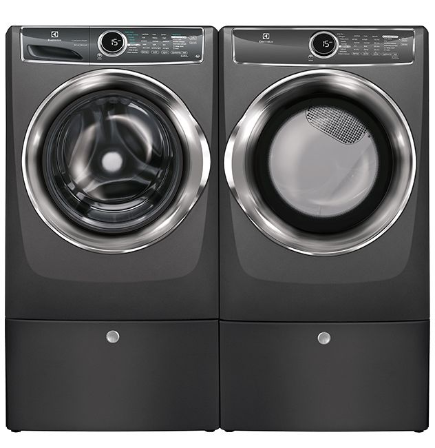 electrolux appliances front load perfect steam gas dryer with instant refresh and 9 cycles 8. Black Bedroom Furniture Sets. Home Design Ideas