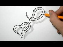 Image result for letter p tattoo fonts