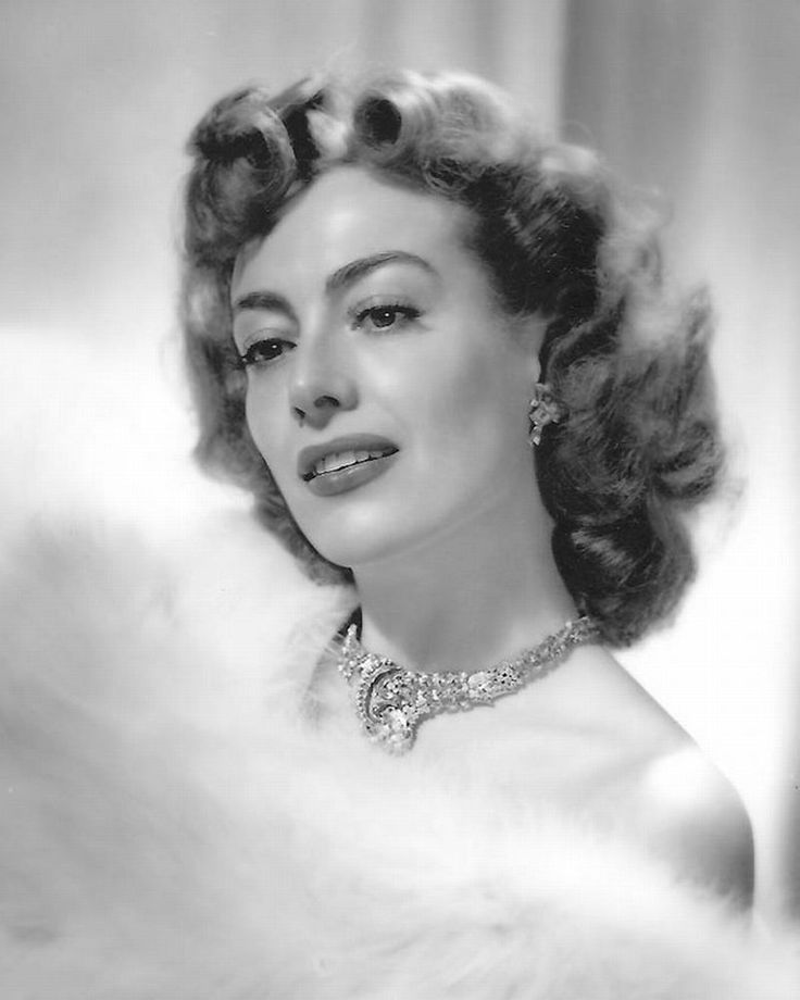 """Remembering Joan Crawford on her birthday (23 March 1904 - 10 May 1977) """"She came up the hard way, and she's proud of it."""