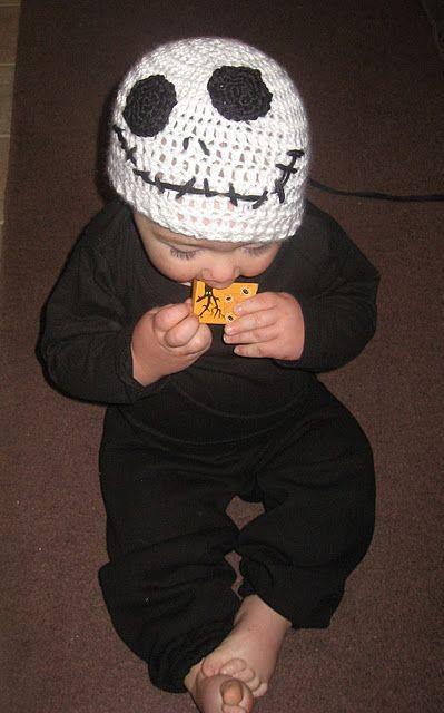 #Jack Skellington: Air Blog, Hats Tutorials, Jack O'Connell, Skellington Hats, Jackskellington, Hat Tutorial, Crochet Hats Patterns, Baby, Jack Skellington
