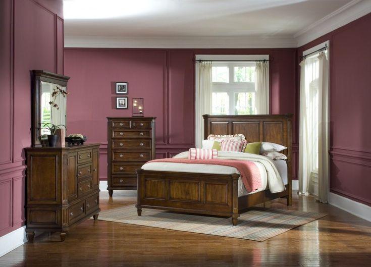 Bedroom Ideas For Dark Wood Furniture Recipes Cocook Delicious Food Vegan R In 2020 Furniture Bedroom Decor Cherry Bedroom Furniture Wood Furniture Bedroom Decor