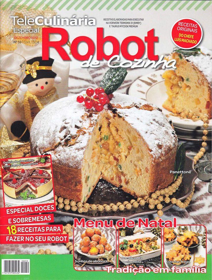 TeleCulinária Robot de Cozinha Nº 59 - Dezembro 2012