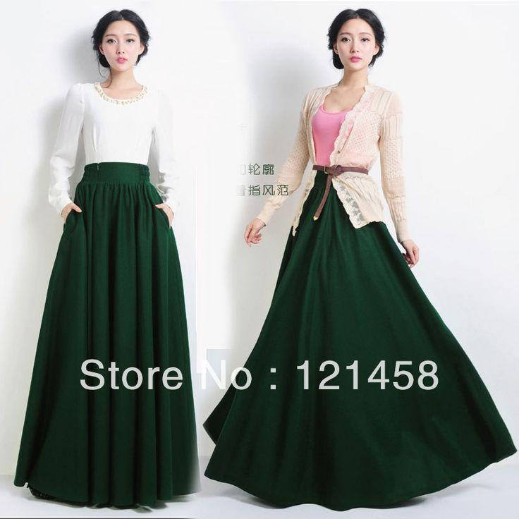 115 best Maxi dress skirt images on Pinterest