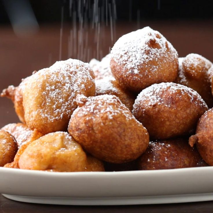 Banana Fritters by Tasty