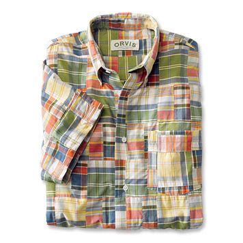 Just found this Mens Madras Shirts - Coastal Patch Madras Shirt -- Orvis on Orvis.com!