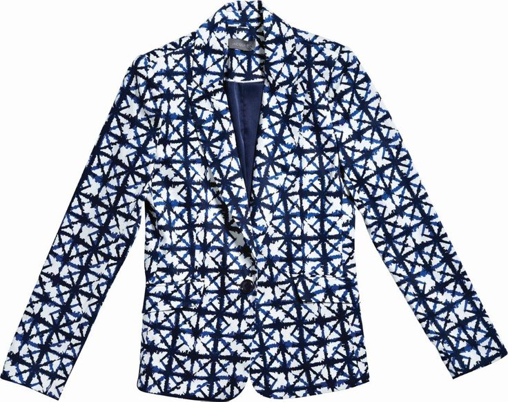 Jacket from Jacqui E. #newboho would look nice with some black pants!