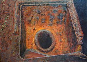 Geoff Yeomans the Rust 2015