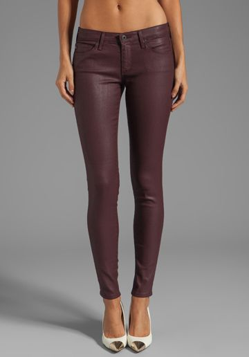 AG ADRIANO GOLDSCHMIED The Absolute Coated Legging in Brave at Revolve Clothing - Free Shipping!